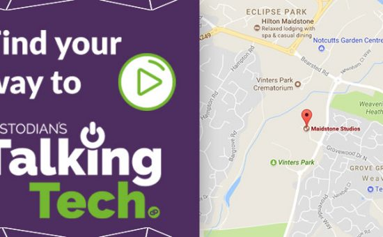 Directions to Talking Tech